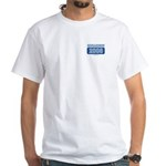 Richardson 2008 White T-Shirt