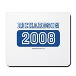 Richardson 2008 Mousepad