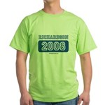 Richardson 2008 Green T-Shirt
