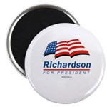 Richardson for President Magnet