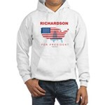 Richardson for President Hooded Sweatshirt