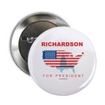 Richardson for President Button