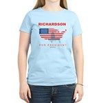Richardson for President Women's Light T-Shirt