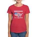 Richardson for President Women's Dark T-Shirt