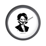 Condi Rice Face Wall Clock