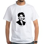 Condi Rice Face White T-Shirt