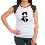 Condi Rice Face Women's Cap Sleeve T-Shirt