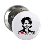 I Love Condi Button