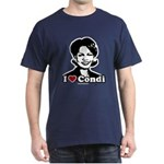 I Love Condi Dark T-Shirt