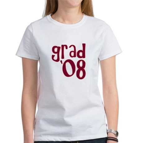 Grad 08 - Brick Red - Women's T-Shirt