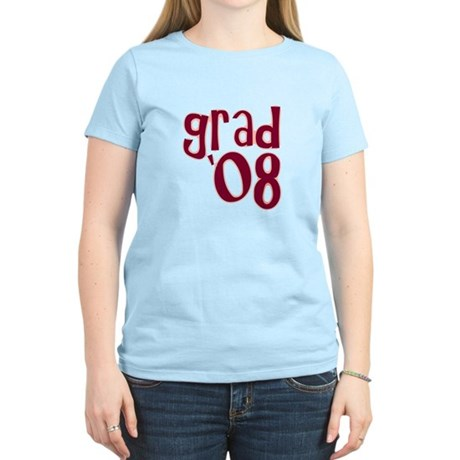 Grad 08 - Brick Red - Women's Light T-Shirt