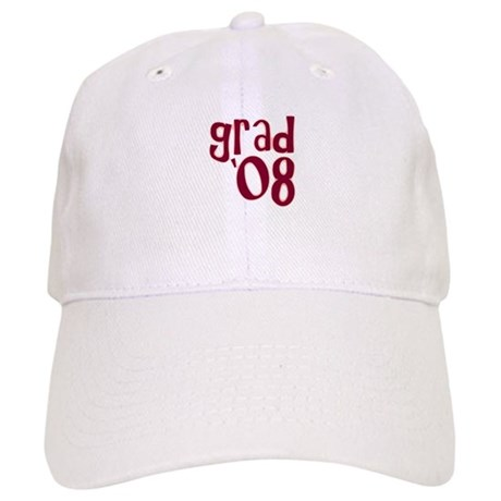 Grad 08 - Brick Red - Cap