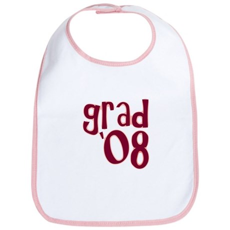 Grad 08 - Brick Red - Bib