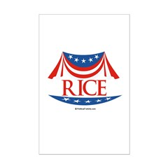 Rice Posters