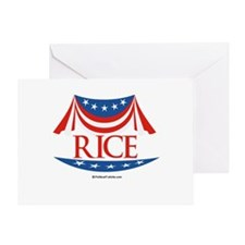 Rice Greeting Card