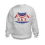 Rice Kids Sweatshirt