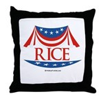 Rice Throw Pillow