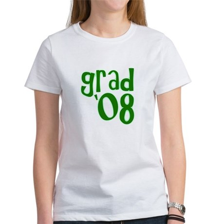 Grad 08 - Green - Women's T-Shirt
