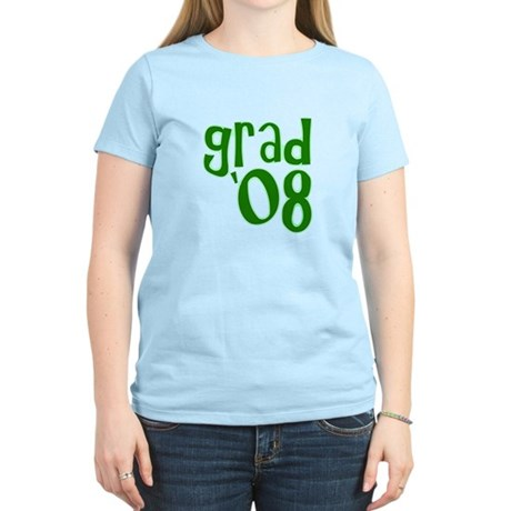 Grad 08 - Green - Women's Light T-Shirt