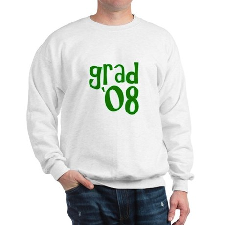 Grad 08 - Green - Sweatshirt