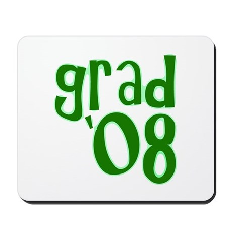 Grad 08 - Green - Mousepad