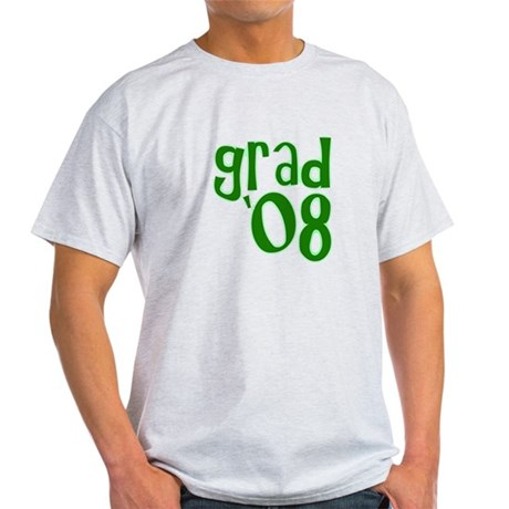 Grad 08 - Green - Light T-Shirt