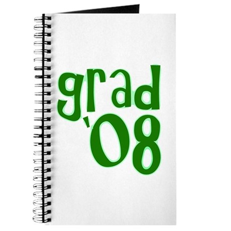 Grad 08 - Green - Journal