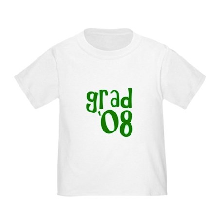 Grad 08 - Green - Toddler T-Shirt