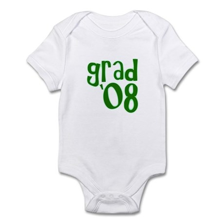 Grad 08 - Green - Infant Bodysuit
