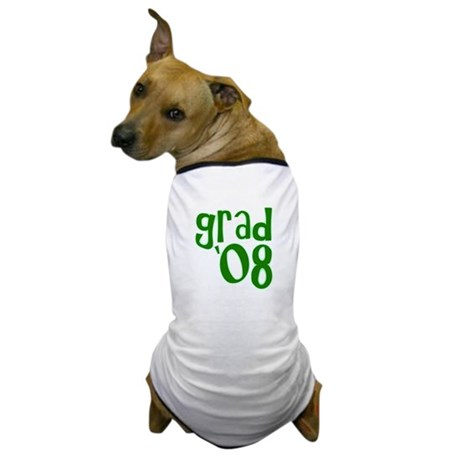Grad 08 - Green - Dog T-Shirt