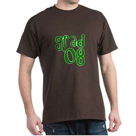 Grad 08 - Green - Dark T-Shirt