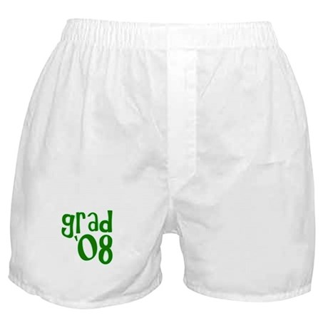 Grad 08 - Green - Boxer Shorts