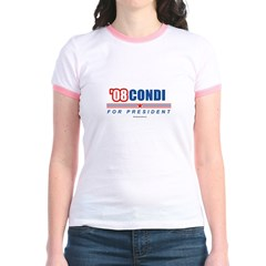 Condi 08 Jr. Ringer T-Shirt