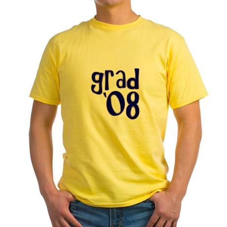Grad 08 - Purple - Yellow T-Shirt