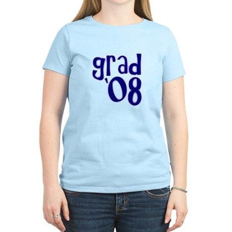 Grad 08 - Purple - Women's Light T-Shirt