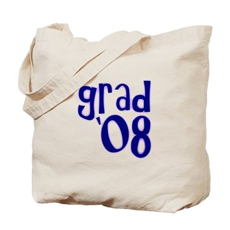 Grad 08 - Purple - Tote Bag