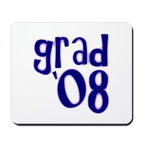 Grad 08 - Purple - Mousepad