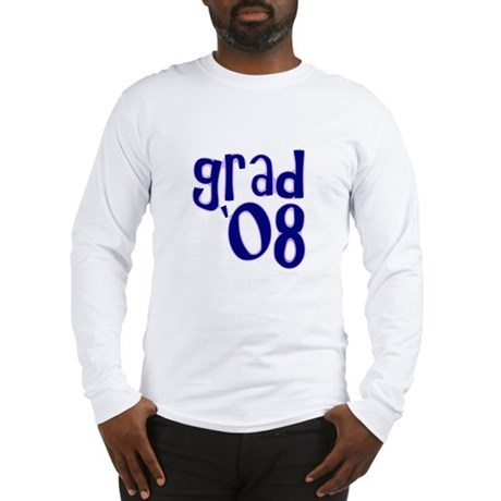 Grad 08 - Purple - Long Sleeve T-Shirt