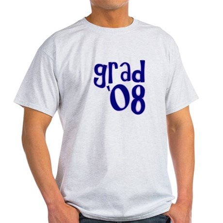 Grad 08 - Purple - Light T-Shirt