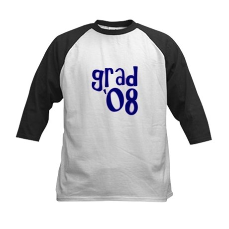 Grad 08 - Purple - Kids Baseball Jersey