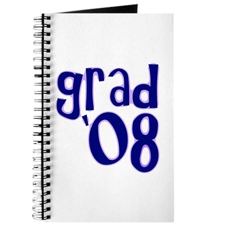 Grad 08 - Purple - Journal