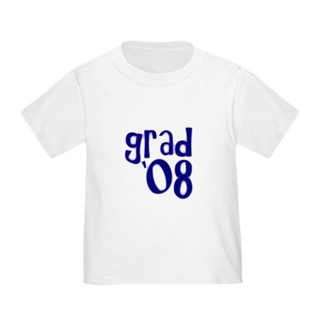 Grad 08 - Purple - Toddler T-Shirt