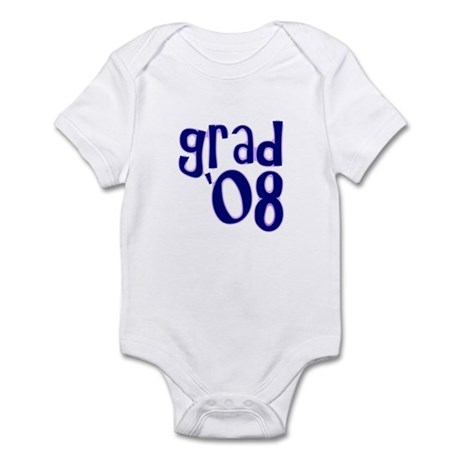 Grad 08 - Purple - Infant Bodysuit