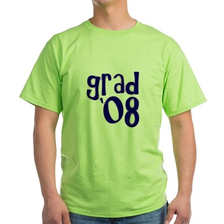 Grad 08 - Purple - Green T-Shirt