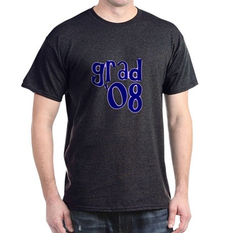 Grad 08 - Purple - Dark T-Shirt