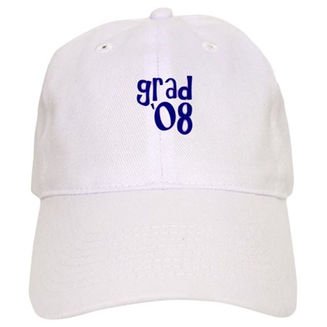 Grad 08 - Purple - Cap