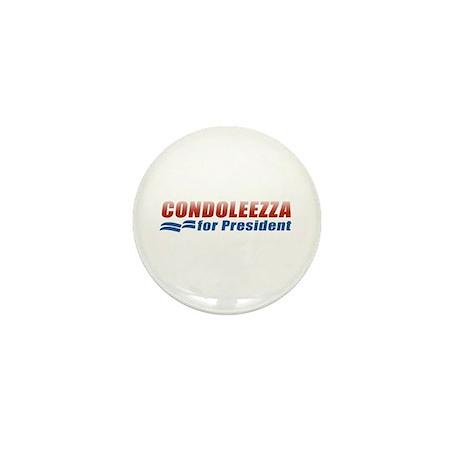 Condoleezza for President Mini Button (100 pack)