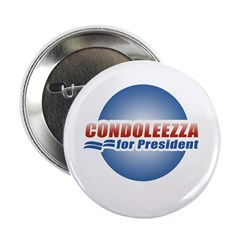 "Condoleezza for President 2.25"" Button (10 pack)"