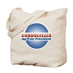 Condoleezza for President Tote Bag
