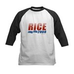 Rice 2008 Kids Baseball Jersey